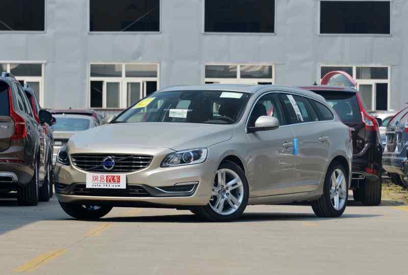 联想v60 [成都]沃尔沃V60降价促销优惠7.2万 现车充足