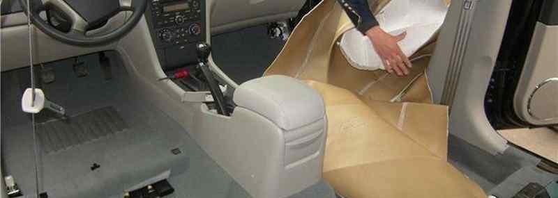 汽车地胶 汽车地胶有必要吗?汽车地胶怎么拆