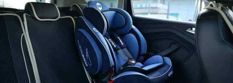 儿童座椅 儿童安全座椅怎么安装