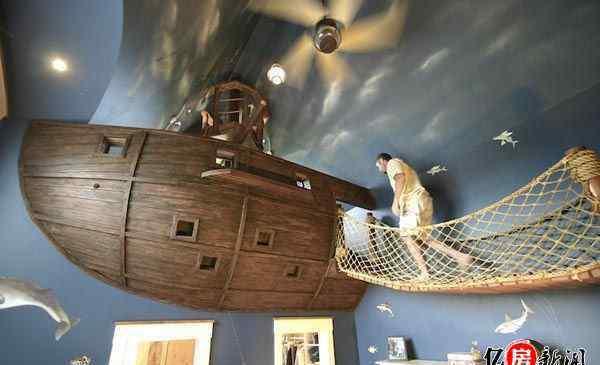 海贼王主题 海贼王做主题 卧室变动漫世界