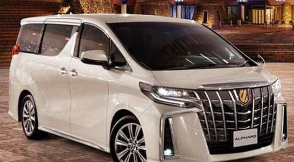丰田商务车 丰田MPV商务车大全,丰田商务车有哪几款