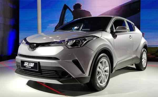 性价比高的suv 丰田suv哪款性价比高 2018年最值得购买的小型SUV
