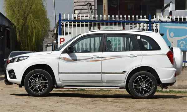 奇瑞路虎3 奇瑞瑞虎3和3X哪个好 这两款小型SUV有什么区别