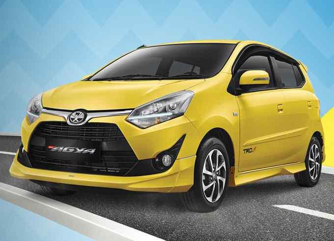 5万丰田小轿车 丰田最便宜轿车要入华?比Polo还小,6万多你买吗