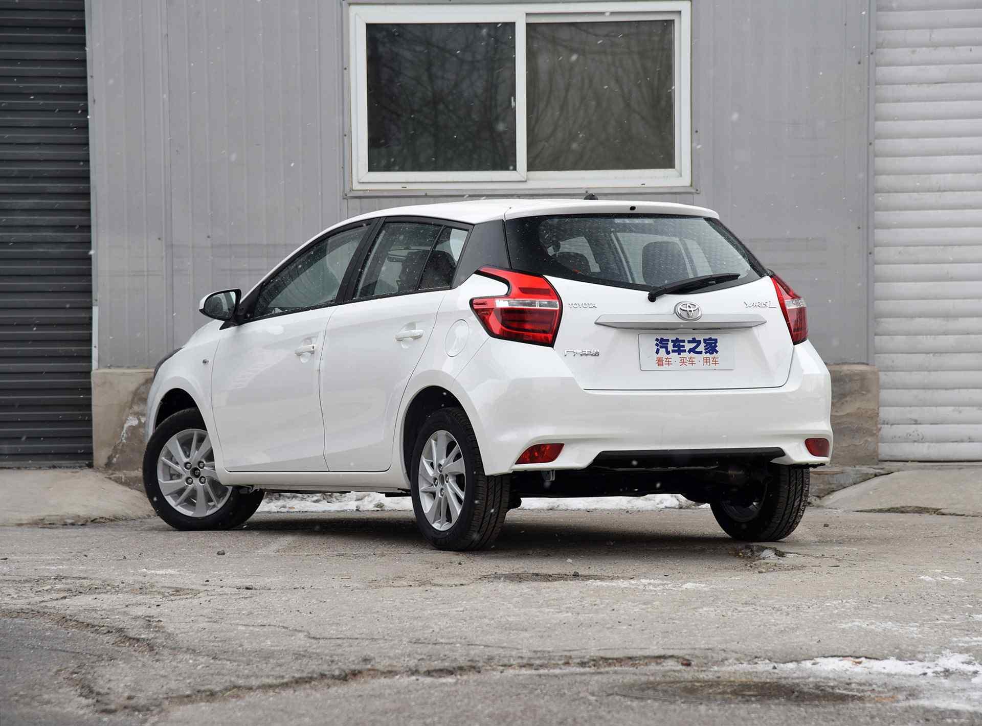 8万元左右口碑最好车 8万元左右可以买到的丰田车:全新致炫,舒适省油好开