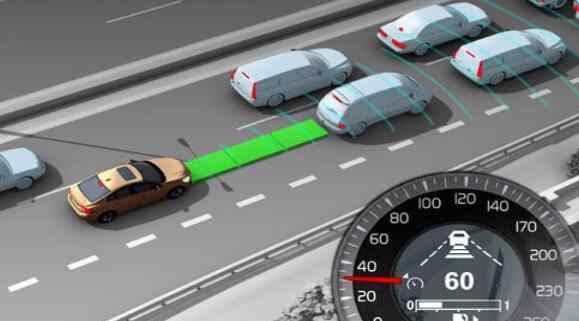 全速自适应巡航 自适应巡航和全速自适应巡航,区别在哪?