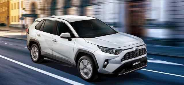 suv全球销量排行榜 2019全球SUV销售排行榜TOP10