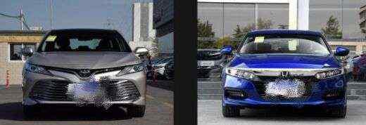 凯美瑞和雅阁哪个好 25万左右买广汽丰田凯美瑞对比广汽本田雅阁哪款好?