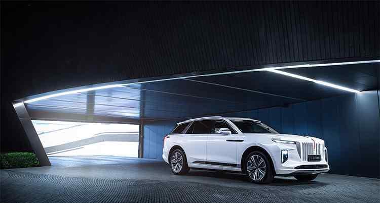l3自动驾驶 L3级自动驾驶/动力电池无线充电 红旗E-HS9的智慧不简单