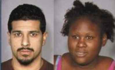 男女交配 美国男女罪犯在被押往监狱途中交欢