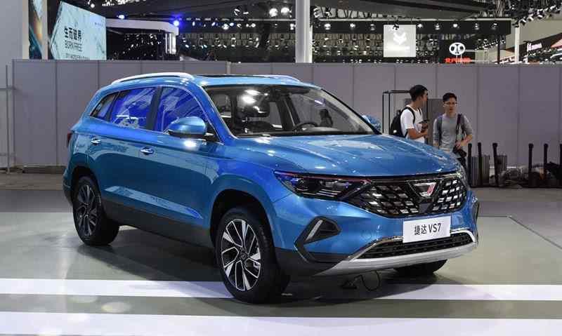 捷达新款suv 捷达新款SUV上市,1.4T+6AT,入门10.68万