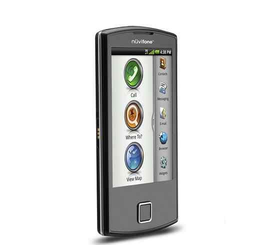 华硕a50 华硕公布首款Android精确GPS导航手机