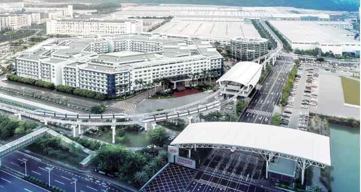 系统 开启未来城市 易事特中标比亚迪云巴项目